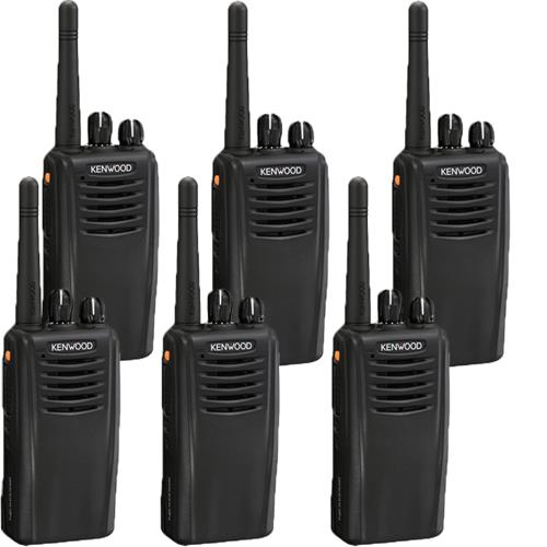 Kenwood NX-220/230 6 Pack