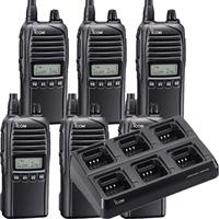 Icom F3230-F4230 Multicharger
