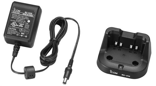 BC-213 Rapid Charger + AC Adapter