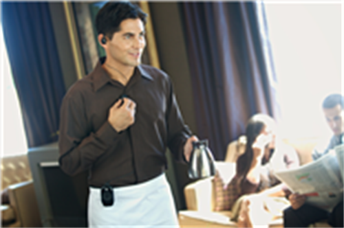Two Way Radios for Restaurants