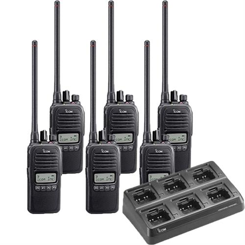 Icom F1000S-F2000S Multicharger