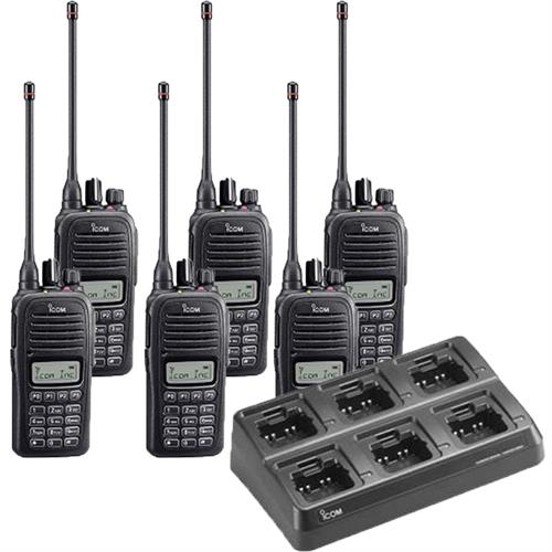 Icom F1000T-F2000T Multicharger