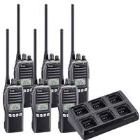 Icom F3151-F4161 Multicharger