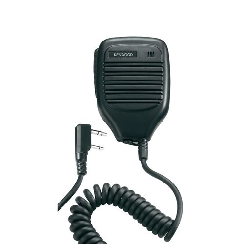 Kenwood KMC-21 Compact Low-Profile Speaker Microphone
