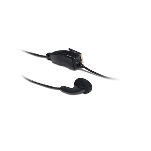 Kenwood KHS-26 Clip Microphone with Earphone