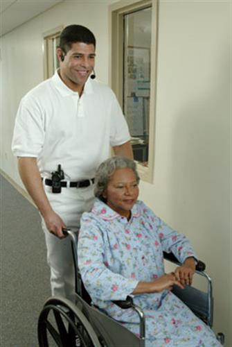 Two Way Radios for Nursing Homes and Healthcare