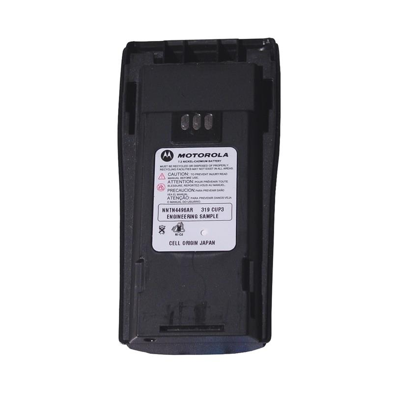 NNTN4497 Motorola High Capacity Battery