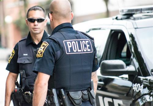 Two Way Radios for Law Enforcement