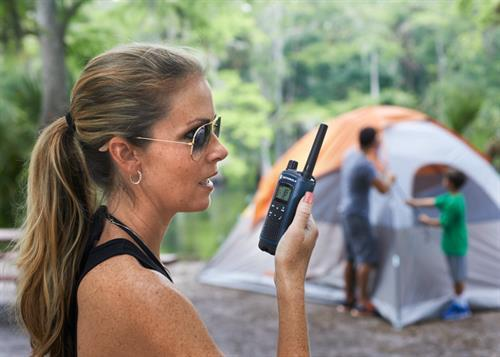 Two Way Radios for Camping