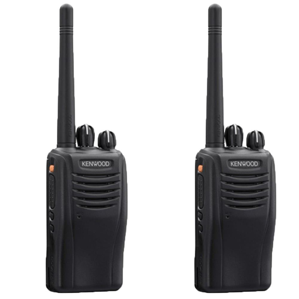 Kenwood TK-2360-LKP VHF Premium Package 2 Pack