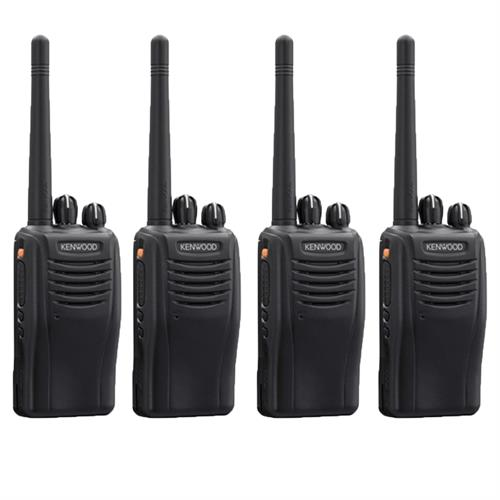 Kenwood TK-2360 4 Pack