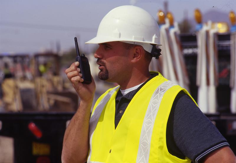 Two Way Radios for construction companies