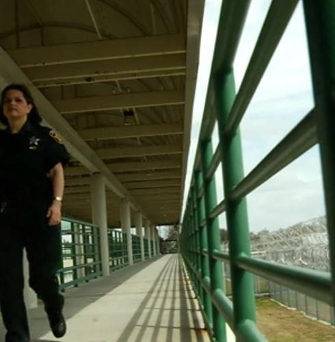 Two Way Radios for Corrections Facility