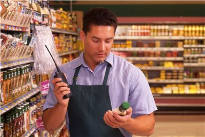 Kenwood Two Way Radio for Grocery Store  » www.two-wayradiogear.com