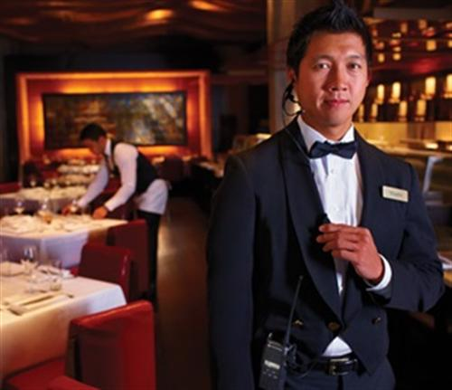 Two Way Radios for hospitality industry