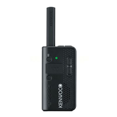 Kenwood PKT-23 UHF two-way radio front - two-wayradiogear.com