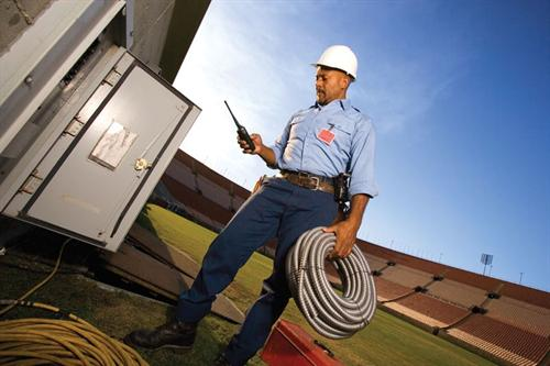 Two Way Radios for Facility Management