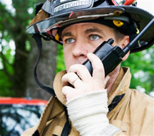 Two Way Radios for Public Safety operations