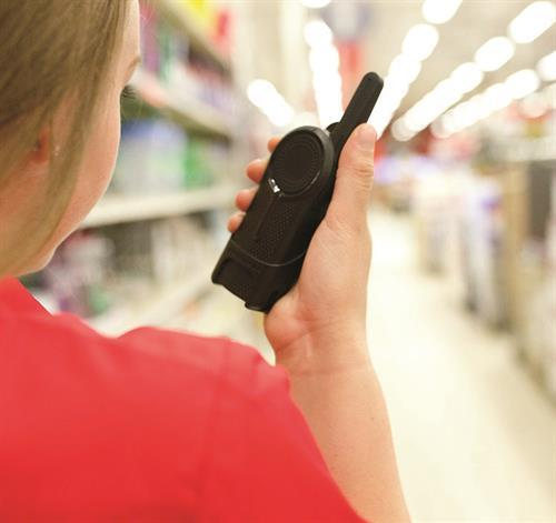 Two Way Radios for Retail Chains